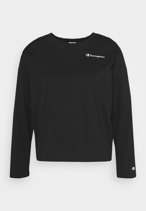 LONG SLEEVE LEGACY - Long sleeved top - black