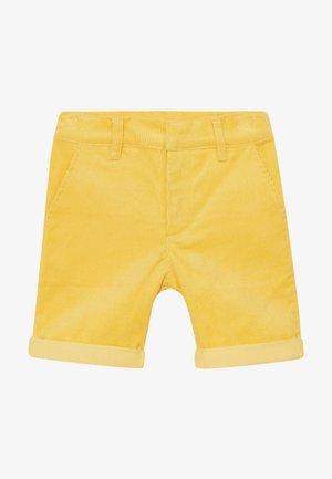 ORDUROY - Shorts - sulphur