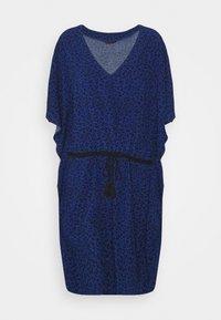 IBRAHIM WOMENS TUNIC - Beach accessory - deep blue