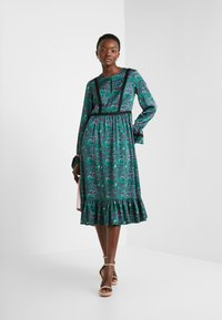 Three Floor - Cocktail dress / Party dress - green multi - 1