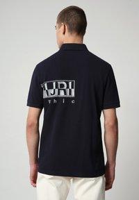 Napapijri - EALLAR - Polo shirt - blu marine - 1