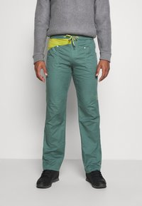 La Sportiva - BOLT PANT  - Outdoor trousers - pine/kiwi - 0