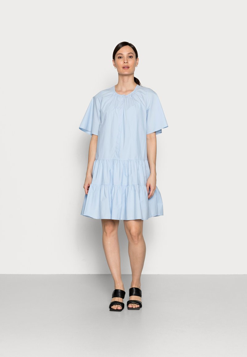 Marc O'Polo - Day dress - light blue