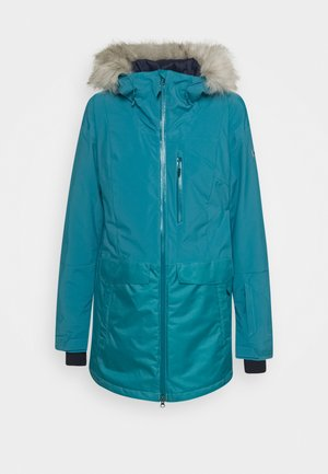 MOUNT BINDOINSULATED JACKET - Giacca da sci - canyon blue