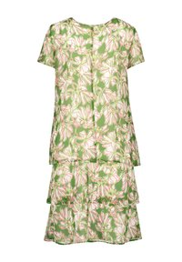 Gerry Weber - Day dress - palm white azalea druck - 1