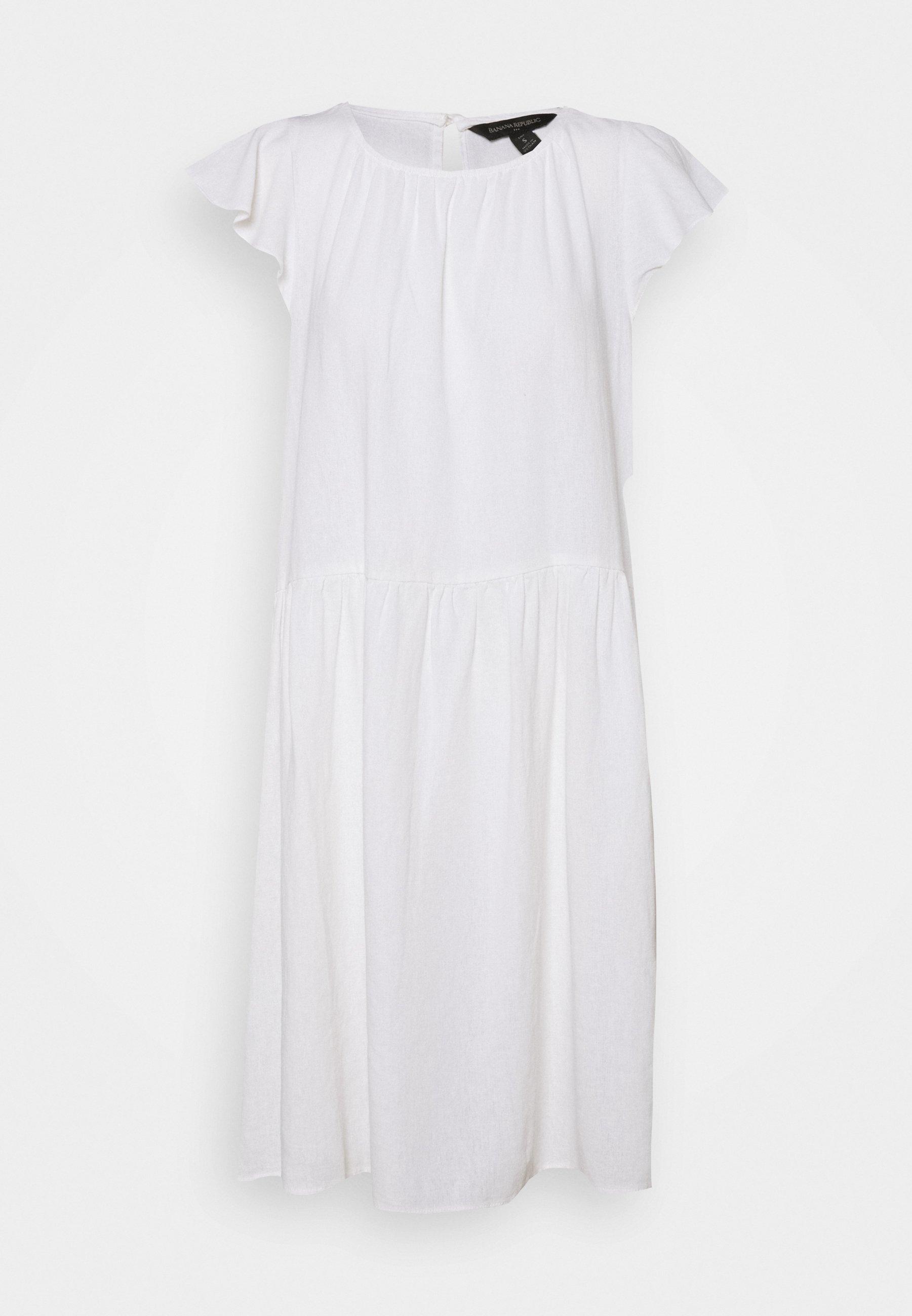 Women FLUTTER SHIFT DRESS - Day dress