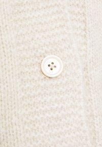 Dorothy Perkins - SLEEVE SOFT CROP - Cardigan - beige - 2