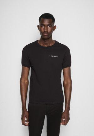 GARNER - T-shirt basique - black