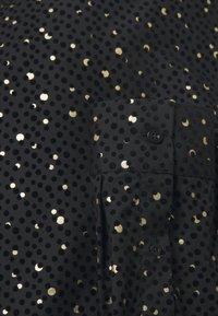 Twisted Tailor - FARROW PLUS - Shirt - black - 2