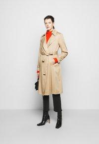 Lauren Ralph Lauren - DUSTER - Trenchcoat - brown - 1