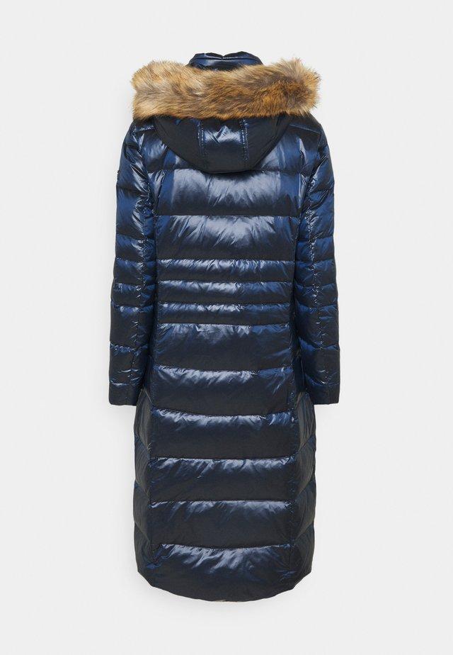 COAT - Abrigo de plumas - midnight blue