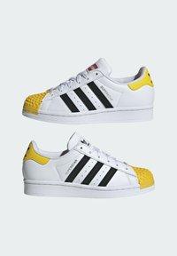 adidas Originals - ADIDAS ORIGINALS ADIDAS X LEGO - SUPERSTAR - Baskets basses - white - 3