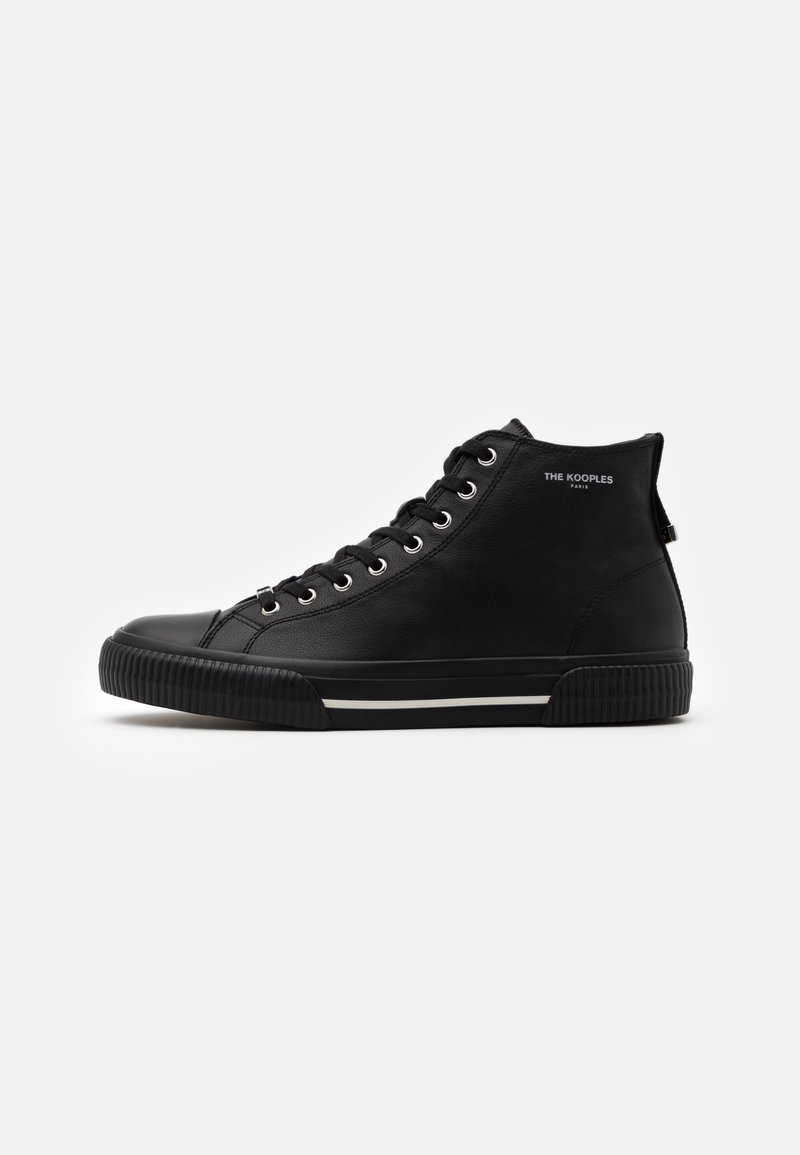 The Kooples - High-top trainers - black