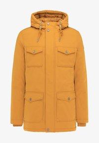 DreiMaster - Winter coat - senf - 4