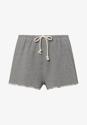 Sports shorts - light grey