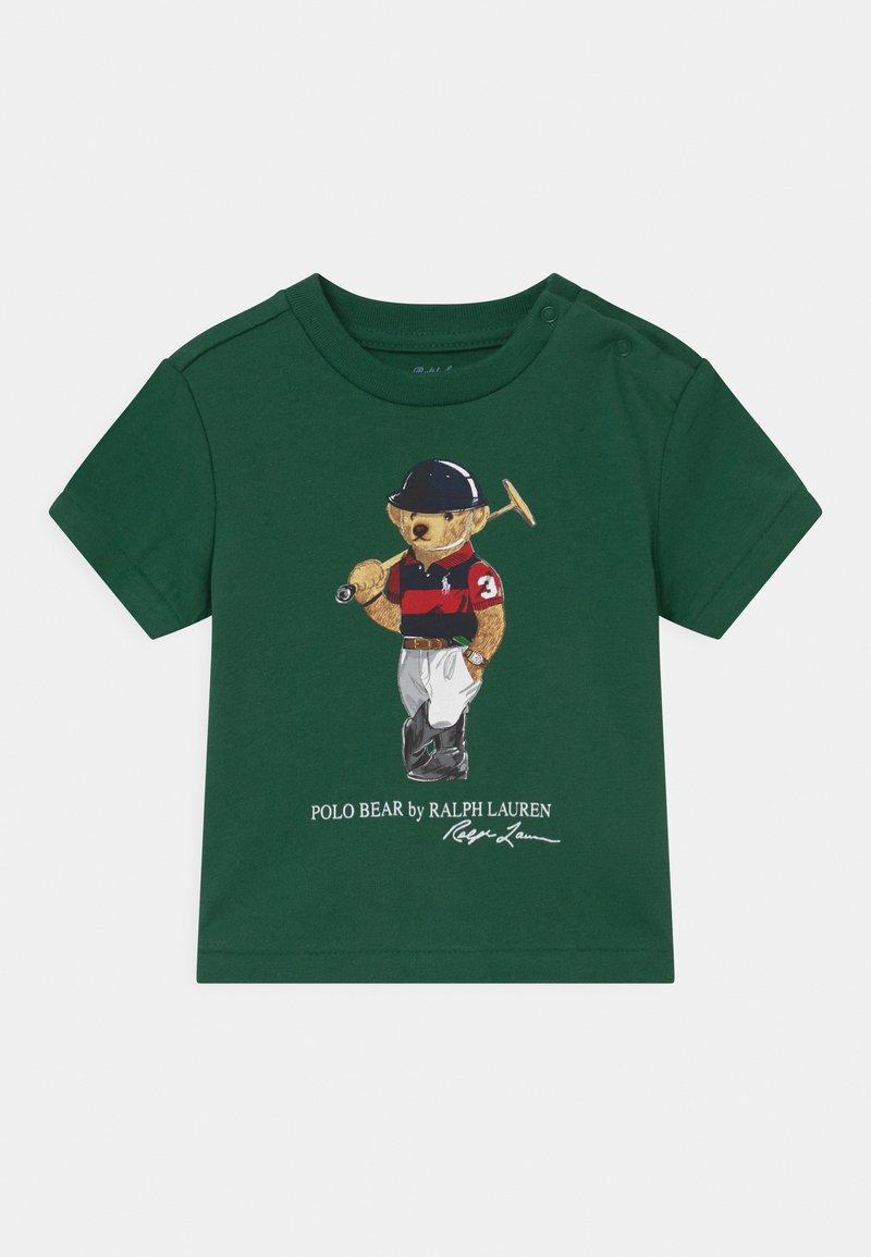Polo Ralph Lauren - Print T-shirt - stuart green