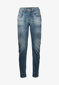 G-Star - ARC 3D LOW BOYFRIEND WMN - Relaxed fit jeans - blue denim - 0