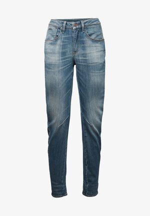 ARC 3D LOW BOYFRIEND WMN - Vaqueros boyfriend - blue denim