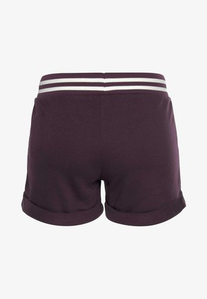 Shorts - aubergine
