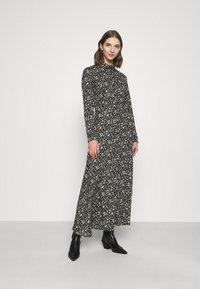 YAS - YASNAOMI DRESS - Maxi dress - black - 0