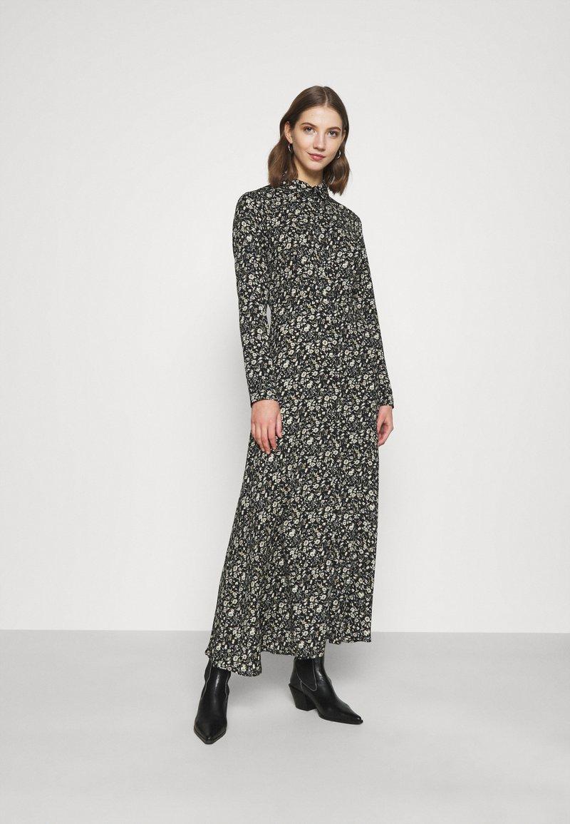 YAS - YASNAOMI DRESS - Maxi dress - black
