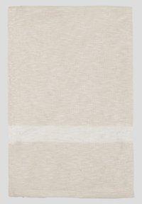 s.Oliver - Scarf - beige stripes - 4