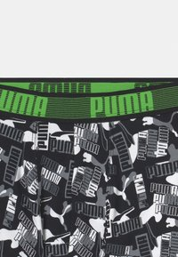 Puma - BOYS LOGO 2 PACK - Pants - green - 3
