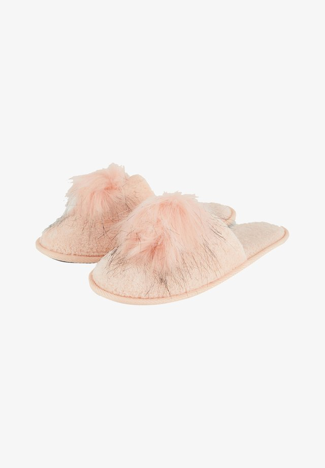 Pantoffels - pink
