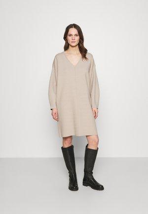 TALLI DRESS - Jumper dress - pure