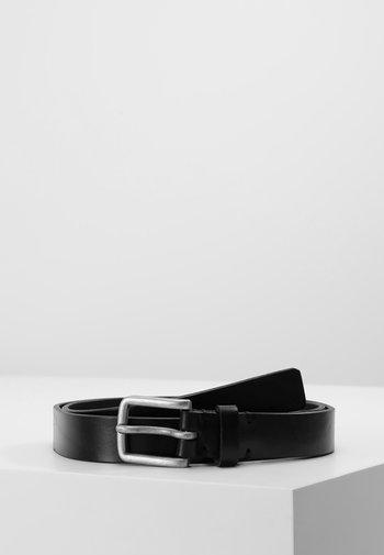 LOYAL  - Formální pásek - black