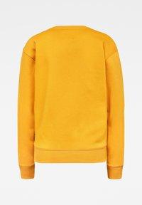G-Star - PREMIUM CORE ROUND LONG SLEEVE - Sweatshirt - dk gold - 1