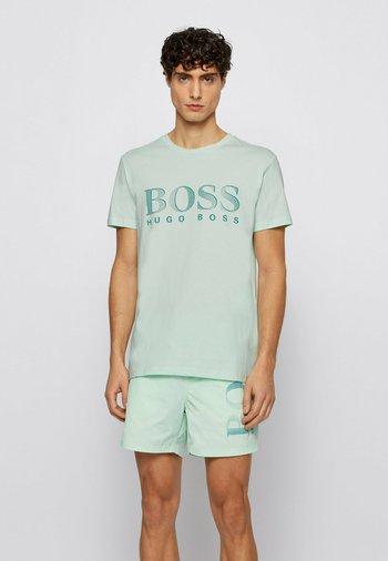 RN - Print T-shirt - light green