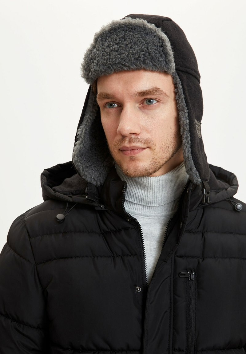 DeFacto - Hat - black