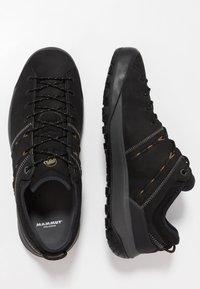 Mammut - HUECO  - Hiking shoes - black - 1