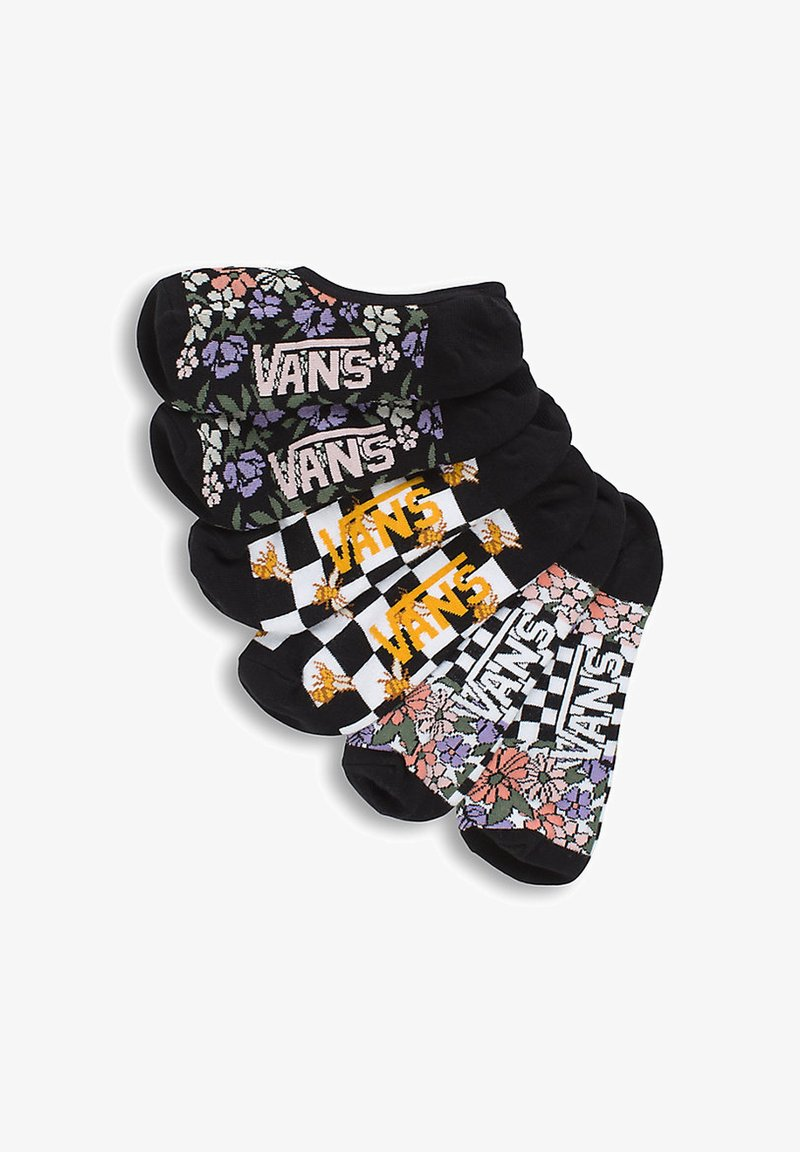Vans - WM GARDEN VARIETY CANOODLES (6.5-10, 3PK) - Socks - multi