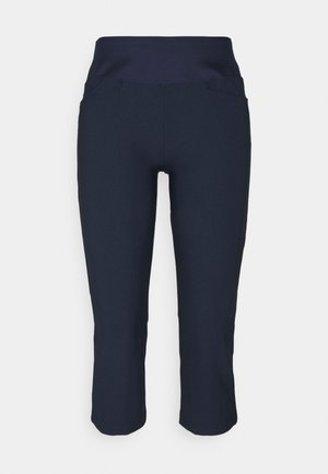 CAPRI - 3/4 sports trousers - navy blazer