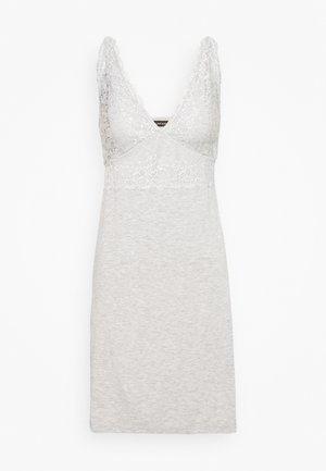 Koszula nocna - grey melange