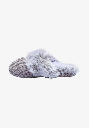 Sandalias planas - grey