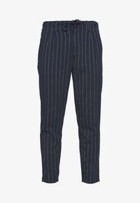 ONSLEO STRIPE - Trousers - dress blues