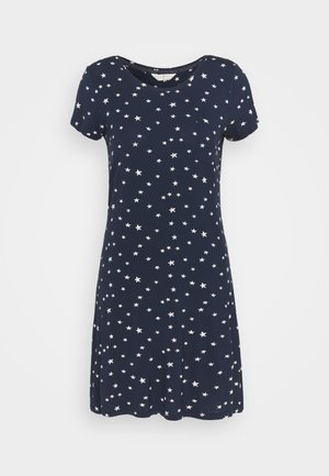 NIGHTDRESS - Negligé - navy