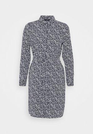 VMSAGA COLLAR DRESS  - Skjortekjole - navy blazer/donna
