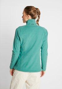 Vaude - ROSEMOOR  - Fleecová bunda - nickel green - 2