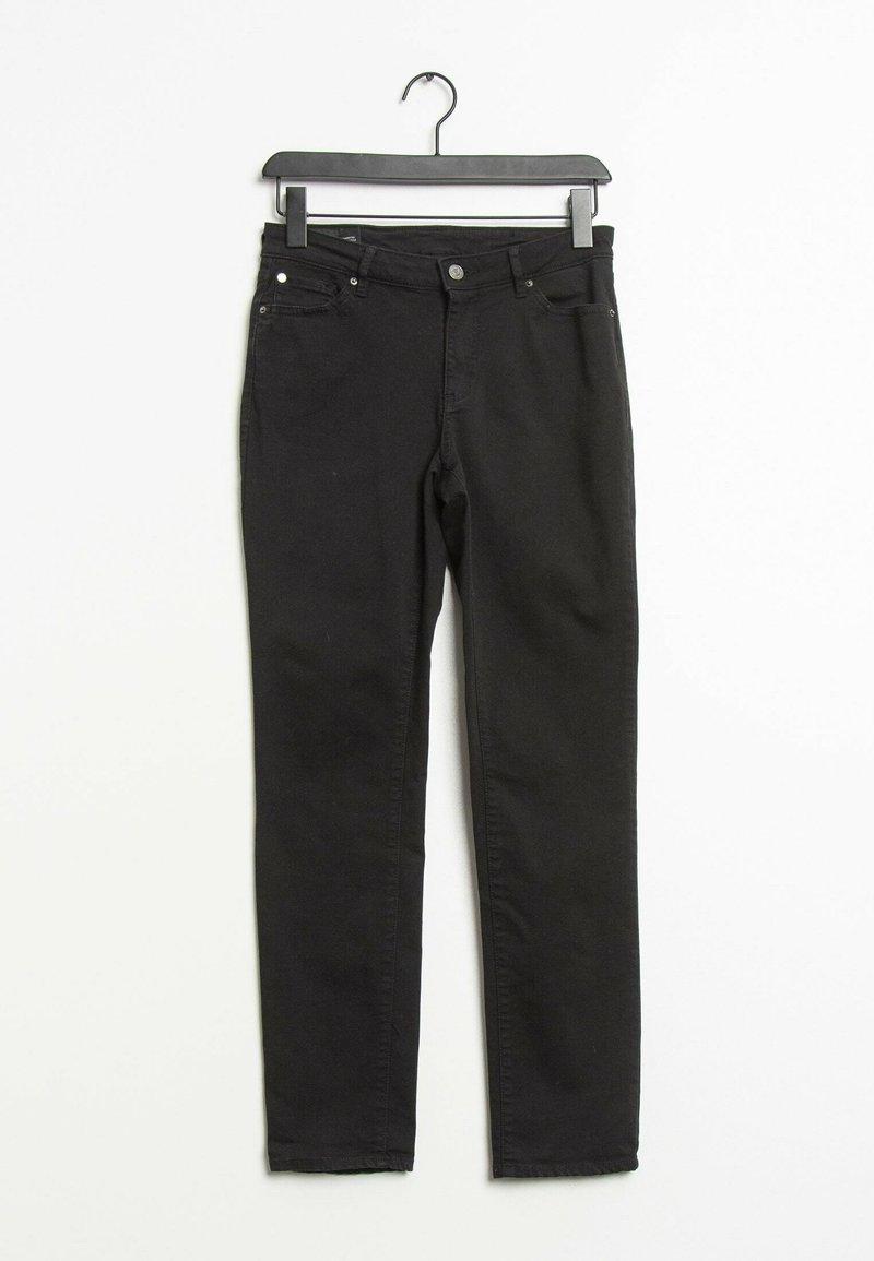 Armani Exchange - Straight leg jeans - black