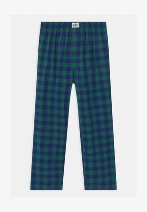 BOYS  - Pyjama bottoms - green gingham