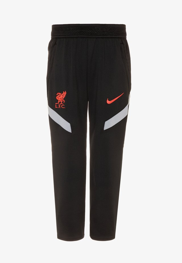 FC LIVERPOOL DRY STRIKE PANT - Article de supporter - black/wolf grey/laser crimson