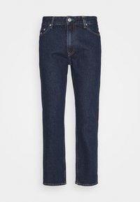 Tommy Jeans - DAD STRAIGHT - Straight leg jeans - dark-blue denim - 0