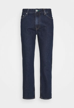 DAD STRAIGHT - Džíny Straight Fit - dark-blue denim