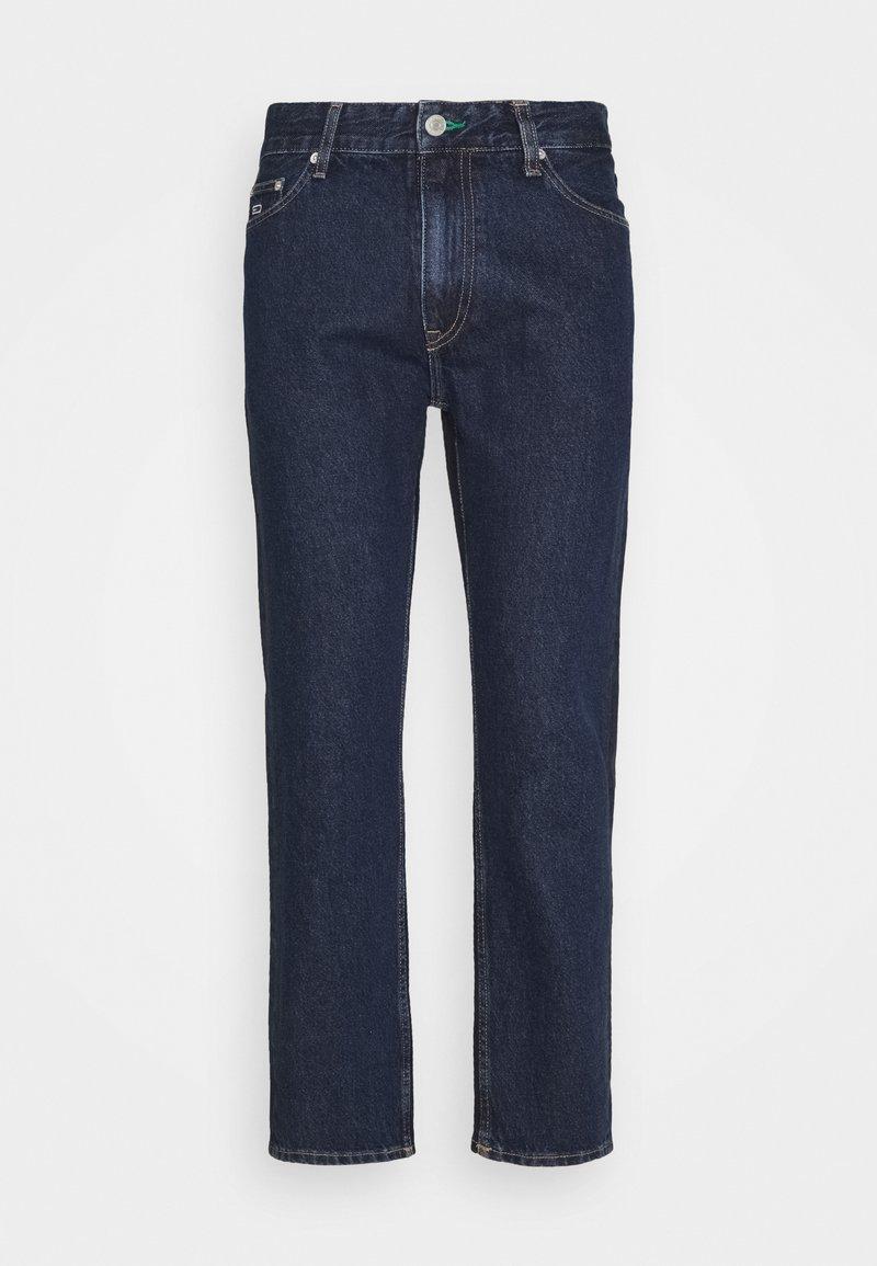 Tommy Jeans - DAD STRAIGHT - Straight leg jeans - dark-blue denim