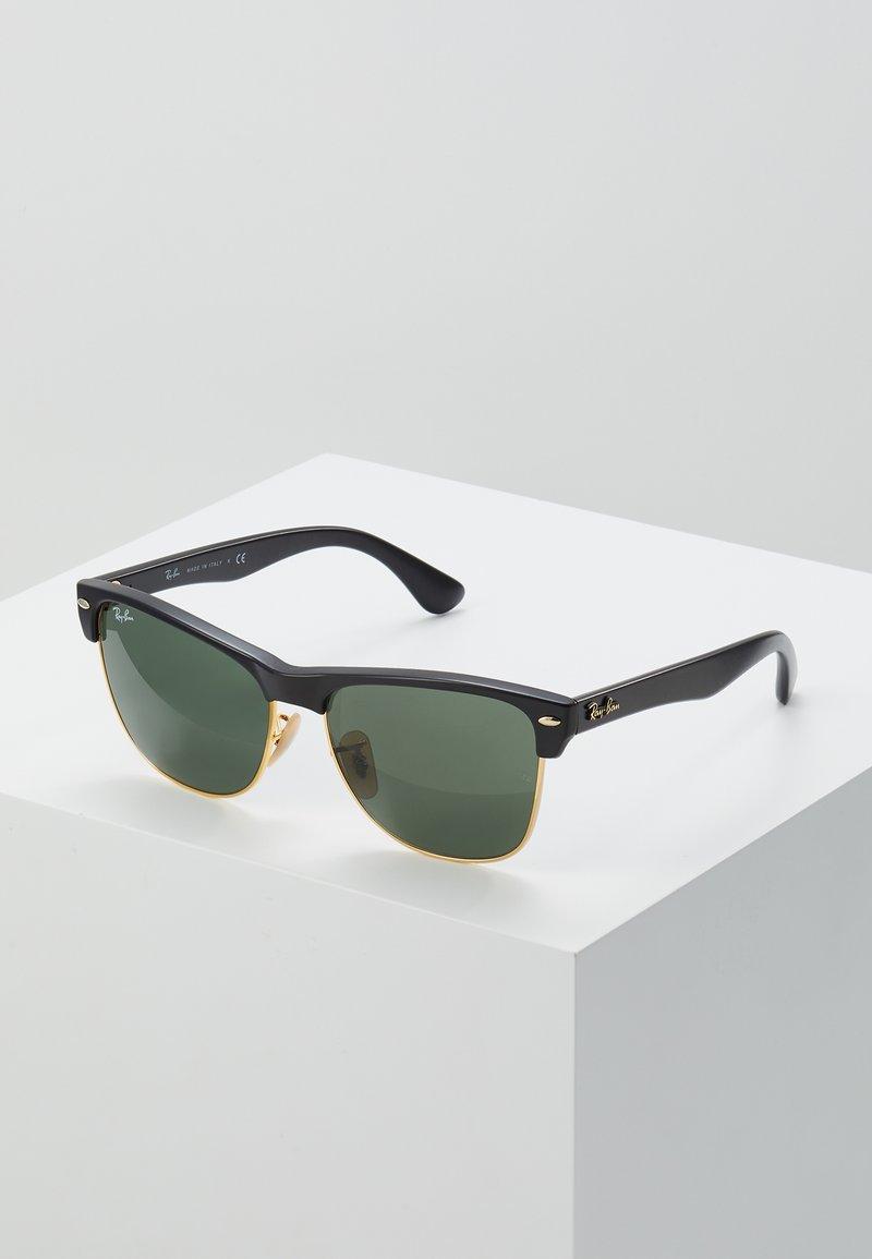 Ray-Ban - CLUBMASTER  - Okulary przeciwsłoneczne - demi shiny black/arista