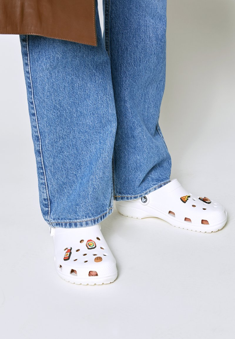 Crocs - JIBBITZ FOOD PLEASE UNISEX 5 PACK - Other accessories - multi-coloured